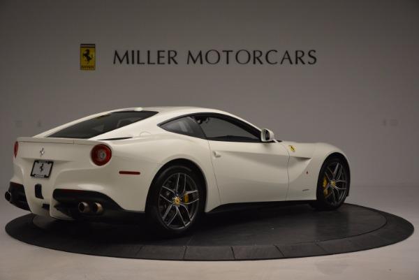 Used 2017 Ferrari F12 Berlinetta for sale Sold at Maserati of Greenwich in Greenwich CT 06830 8