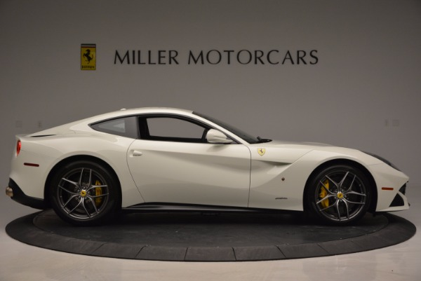 Used 2017 Ferrari F12 Berlinetta for sale Sold at Maserati of Greenwich in Greenwich CT 06830 9