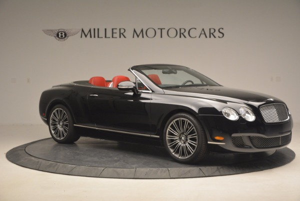 Used 2010 Bentley Continental GT Speed for sale Sold at Maserati of Greenwich in Greenwich CT 06830 10