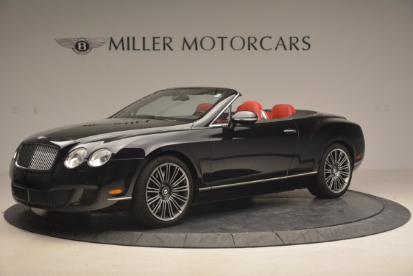 Used 2010 Bentley Continental GT Speed for sale Sold at Maserati of Greenwich in Greenwich CT 06830 2