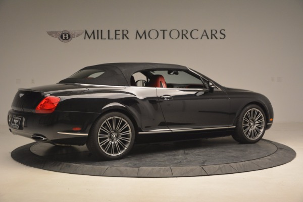 Used 2010 Bentley Continental GT Speed for sale Sold at Maserati of Greenwich in Greenwich CT 06830 21