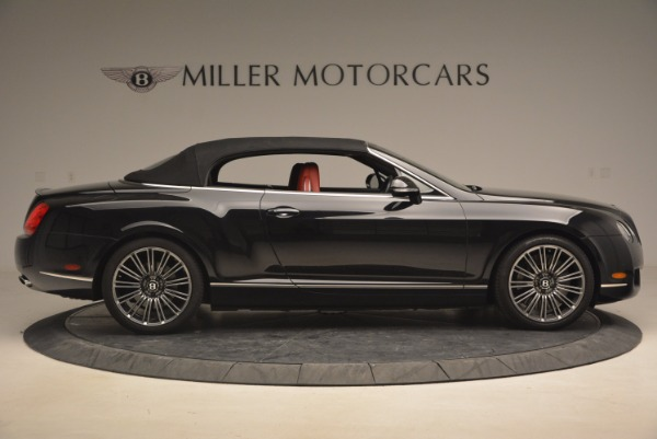 Used 2010 Bentley Continental GT Speed for sale Sold at Maserati of Greenwich in Greenwich CT 06830 22
