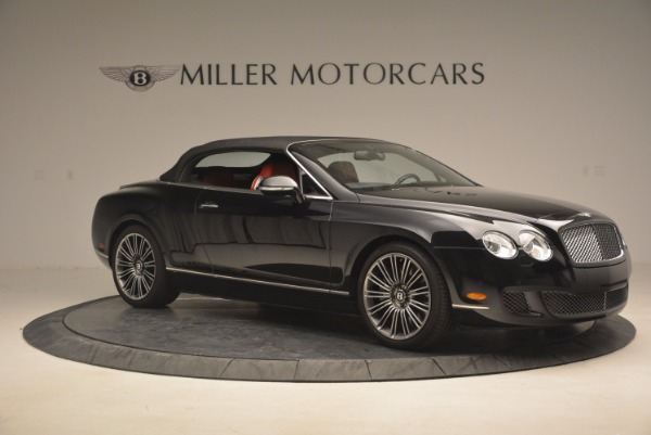 Used 2010 Bentley Continental GT Speed for sale Sold at Maserati of Greenwich in Greenwich CT 06830 23