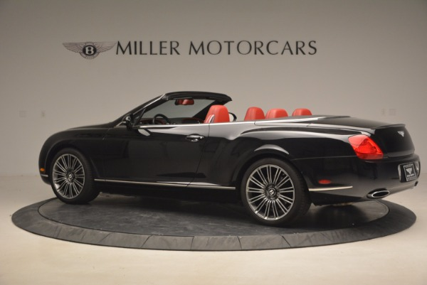 Used 2010 Bentley Continental GT Speed for sale Sold at Maserati of Greenwich in Greenwich CT 06830 4