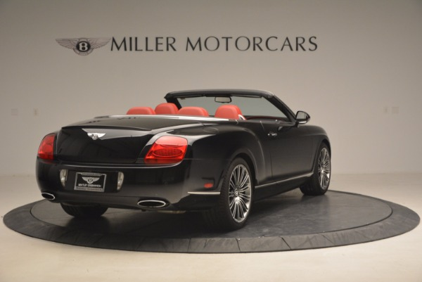 Used 2010 Bentley Continental GT Speed for sale Sold at Maserati of Greenwich in Greenwich CT 06830 7