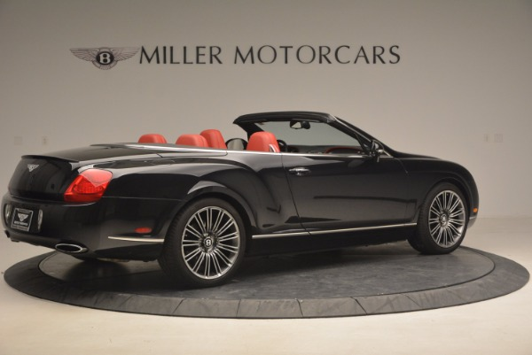Used 2010 Bentley Continental GT Speed for sale Sold at Maserati of Greenwich in Greenwich CT 06830 8