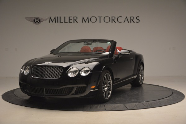 Used 2010 Bentley Continental GT Speed for sale Sold at Maserati of Greenwich in Greenwich CT 06830 1