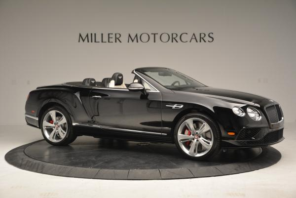 New 2016 Bentley Continental GT V8 S Convertible for sale Sold at Maserati of Greenwich in Greenwich CT 06830 10