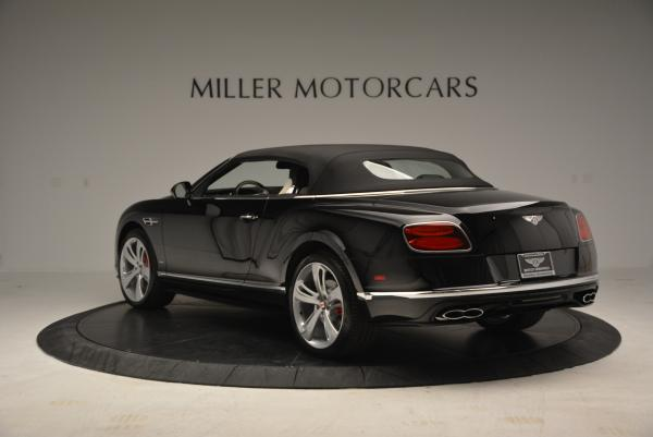 New 2016 Bentley Continental GT V8 S Convertible for sale Sold at Maserati of Greenwich in Greenwich CT 06830 17