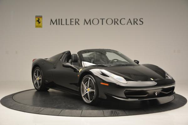 Used 2012 Ferrari 458 Spider for sale Sold at Maserati of Greenwich in Greenwich CT 06830 11