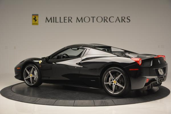 Used 2012 Ferrari 458 Spider for sale Sold at Maserati of Greenwich in Greenwich CT 06830 16