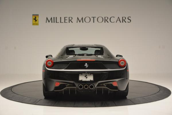 Used 2012 Ferrari 458 Spider for sale Sold at Maserati of Greenwich in Greenwich CT 06830 18