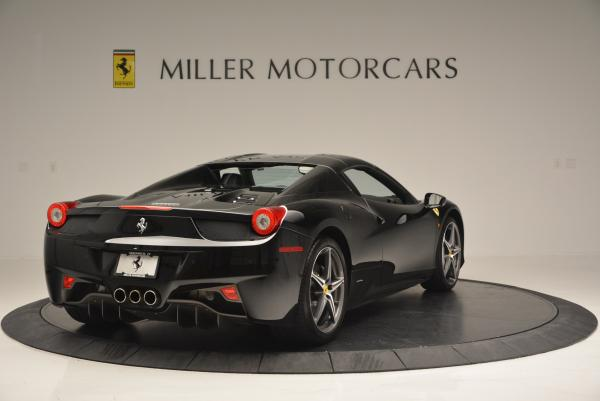 Used 2012 Ferrari 458 Spider for sale Sold at Maserati of Greenwich in Greenwich CT 06830 19