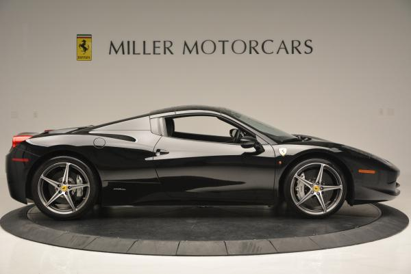 Used 2012 Ferrari 458 Spider for sale Sold at Maserati of Greenwich in Greenwich CT 06830 21