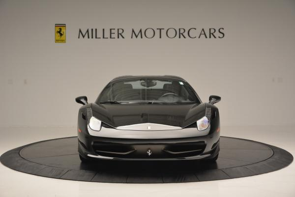 Used 2012 Ferrari 458 Spider for sale Sold at Maserati of Greenwich in Greenwich CT 06830 24