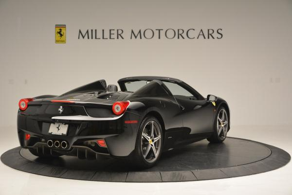 Used 2012 Ferrari 458 Spider for sale Sold at Maserati of Greenwich in Greenwich CT 06830 7