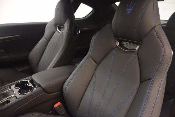 New 2017 Maserati GranTurismo Sport Coupe Special Edition for sale Sold at Maserati of Greenwich in Greenwich CT 06830 18
