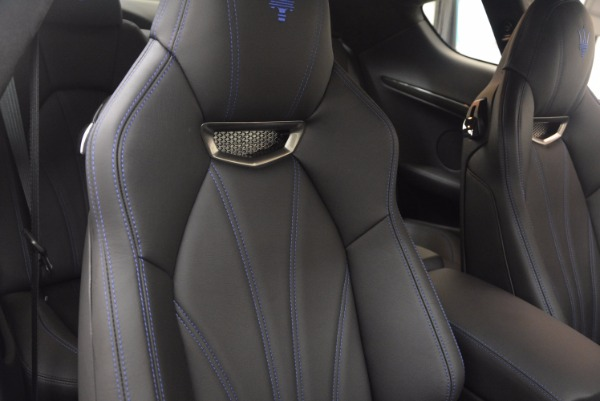 New 2017 Maserati GranTurismo Sport Coupe Special Edition for sale Sold at Maserati of Greenwich in Greenwich CT 06830 25