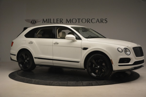 Used 2018 Bentley Bentayga Black Edition for sale Sold at Maserati of Greenwich in Greenwich CT 06830 10