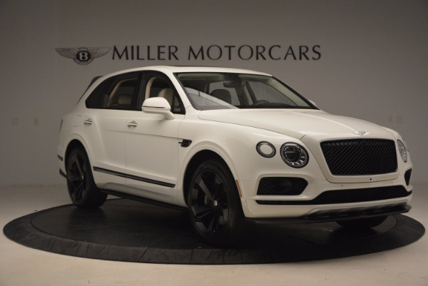 Used 2018 Bentley Bentayga Black Edition for sale Sold at Maserati of Greenwich in Greenwich CT 06830 11