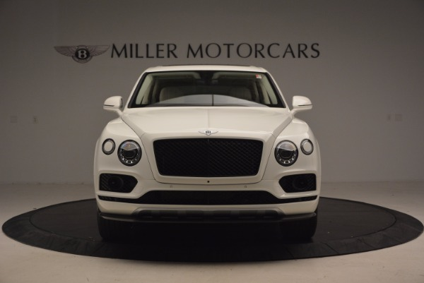 Used 2018 Bentley Bentayga Black Edition for sale Sold at Maserati of Greenwich in Greenwich CT 06830 12