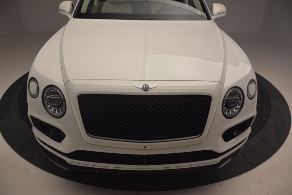 Used 2018 Bentley Bentayga Black Edition for sale Sold at Maserati of Greenwich in Greenwich CT 06830 13