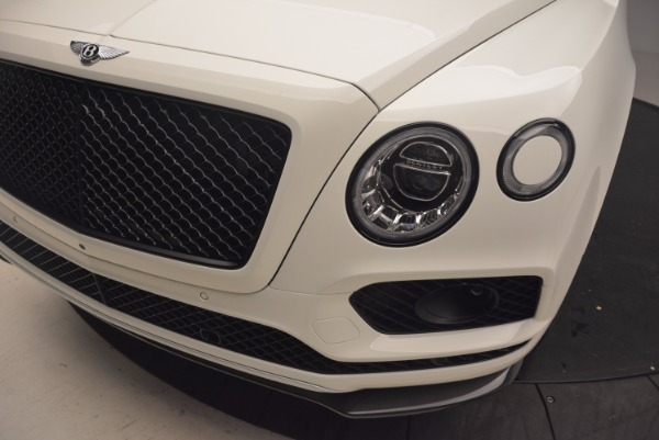 Used 2018 Bentley Bentayga Black Edition for sale Sold at Maserati of Greenwich in Greenwich CT 06830 14