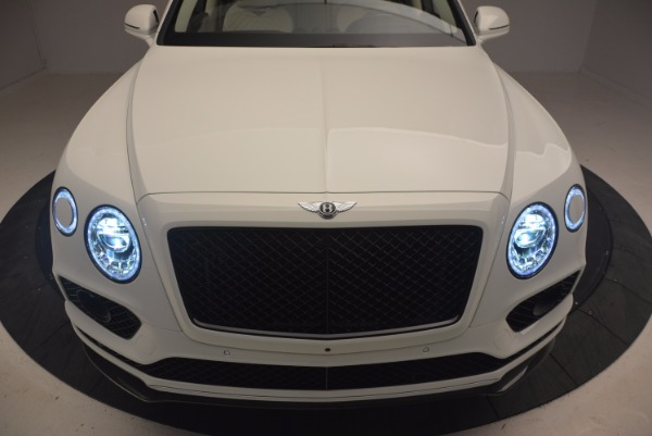 Used 2018 Bentley Bentayga Black Edition for sale Sold at Maserati of Greenwich in Greenwich CT 06830 16