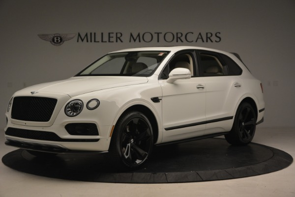 Used 2018 Bentley Bentayga Black Edition for sale Sold at Maserati of Greenwich in Greenwich CT 06830 2