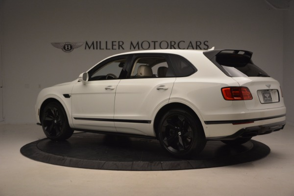 Used 2018 Bentley Bentayga Black Edition for sale Sold at Maserati of Greenwich in Greenwich CT 06830 4