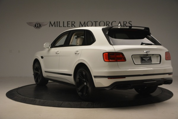 Used 2018 Bentley Bentayga Black Edition for sale Sold at Maserati of Greenwich in Greenwich CT 06830 5