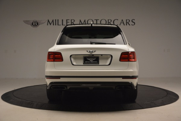 Used 2018 Bentley Bentayga Black Edition for sale Sold at Maserati of Greenwich in Greenwich CT 06830 6