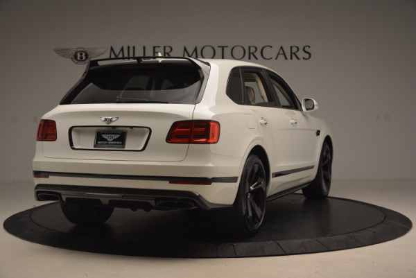 Used 2018 Bentley Bentayga Black Edition for sale Sold at Maserati of Greenwich in Greenwich CT 06830 7