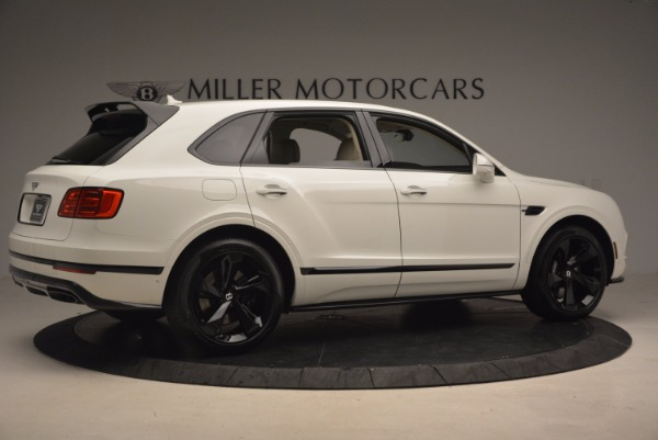 Used 2018 Bentley Bentayga Black Edition for sale Sold at Maserati of Greenwich in Greenwich CT 06830 8
