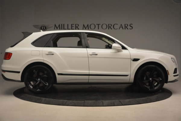 Used 2018 Bentley Bentayga Black Edition for sale Sold at Maserati of Greenwich in Greenwich CT 06830 9