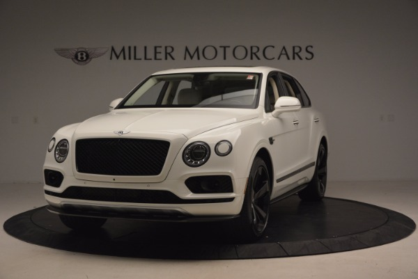 Used 2018 Bentley Bentayga Black Edition for sale Sold at Maserati of Greenwich in Greenwich CT 06830 1