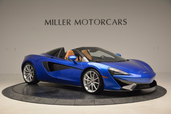 Used 2018 McLaren 570S Spider for sale Sold at Maserati of Greenwich in Greenwich CT 06830 10