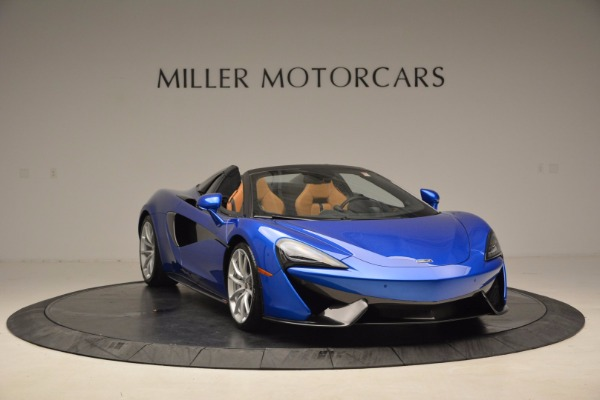 Used 2018 McLaren 570S Spider for sale Sold at Maserati of Greenwich in Greenwich CT 06830 11