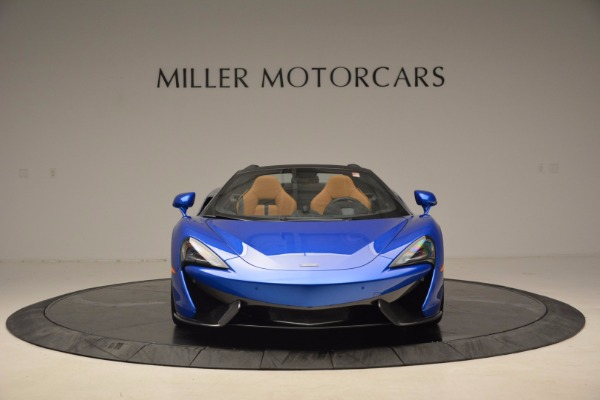 Used 2018 McLaren 570S Spider for sale Sold at Maserati of Greenwich in Greenwich CT 06830 12