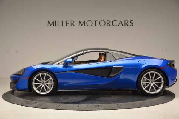 Used 2018 McLaren 570S Spider for sale Sold at Maserati of Greenwich in Greenwich CT 06830 16