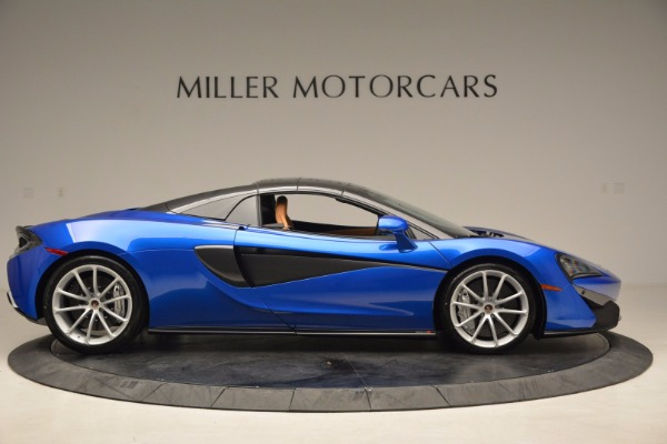 Used 2018 McLaren 570S Spider for sale Sold at Maserati of Greenwich in Greenwich CT 06830 20