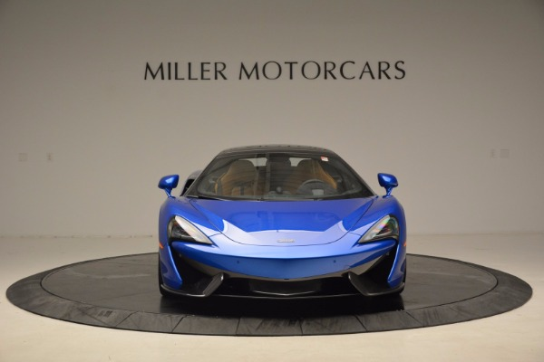 Used 2018 McLaren 570S Spider for sale Sold at Maserati of Greenwich in Greenwich CT 06830 22