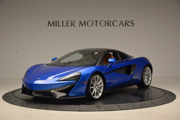 Used 2018 McLaren 570S Spider for sale Sold at Maserati of Greenwich in Greenwich CT 06830 23
