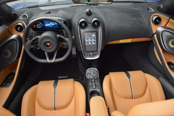 Used 2018 McLaren 570S Spider for sale Sold at Maserati of Greenwich in Greenwich CT 06830 28