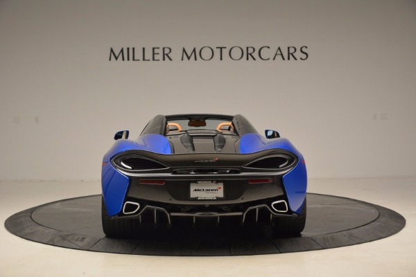 Used 2018 McLaren 570S Spider for sale Sold at Maserati of Greenwich in Greenwich CT 06830 6