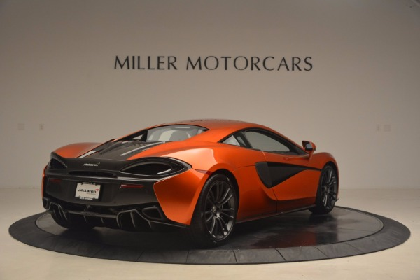 Used 2017 McLaren 570S for sale Sold at Maserati of Greenwich in Greenwich CT 06830 7