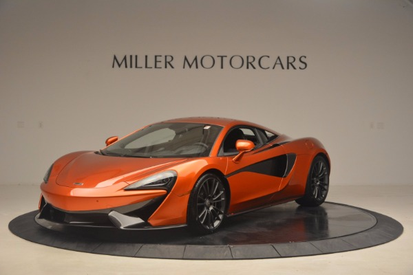 Used 2017 McLaren 570S for sale Sold at Maserati of Greenwich in Greenwich CT 06830 1