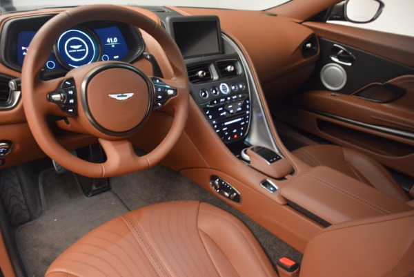 Used 2017 Aston Martin DB11 for sale Sold at Maserati of Greenwich in Greenwich CT 06830 14