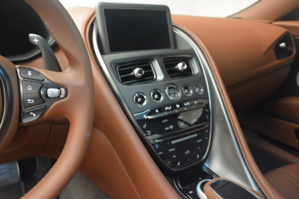 Used 2017 Aston Martin DB11 for sale Sold at Maserati of Greenwich in Greenwich CT 06830 18