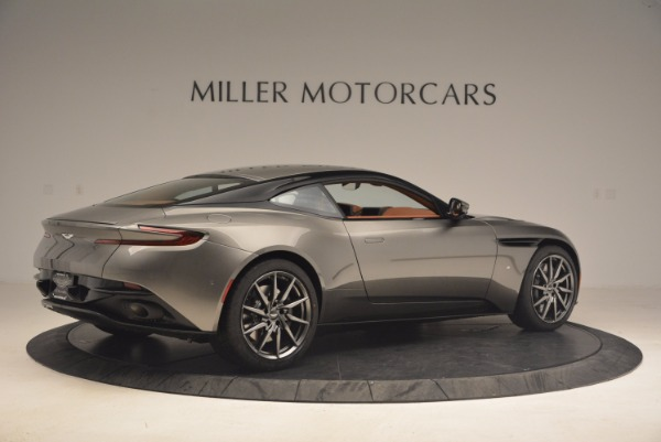 Used 2017 Aston Martin DB11 for sale Sold at Maserati of Greenwich in Greenwich CT 06830 8
